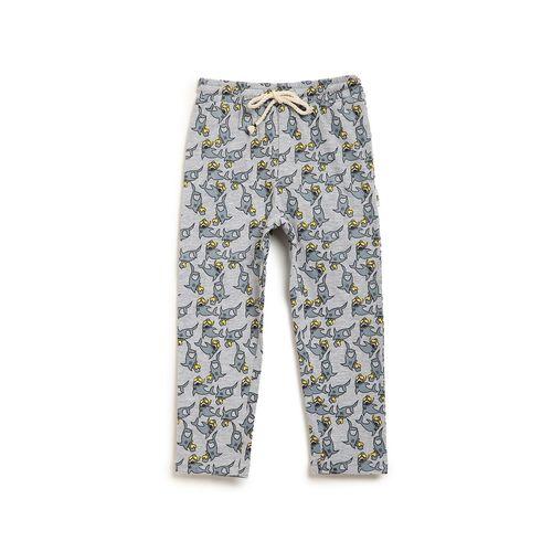 Li'l Tomatoes blue cotton pyjama set nightwear with free mask