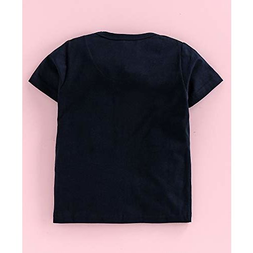 NITE FLITE Boys' Cricket Print Cotton Nightwear   Top and Pyjama Set (Multi-Colour, 8)