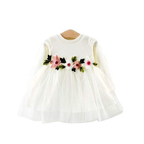 Hopscotch White Cotton Sleeveless Dress