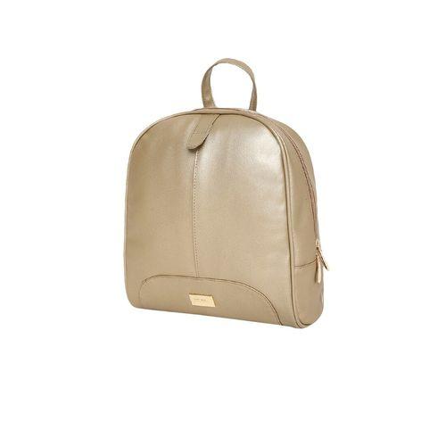 Kleio gold leatherette (pu) regular backpack