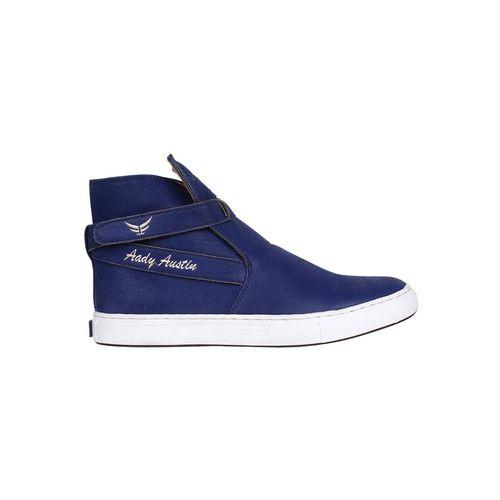 Aady Austin blue slip on sneakers