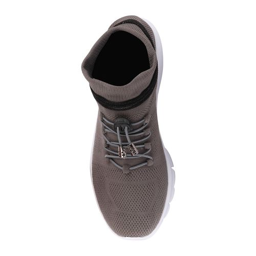 FAUSTO grey lace up sport shoes