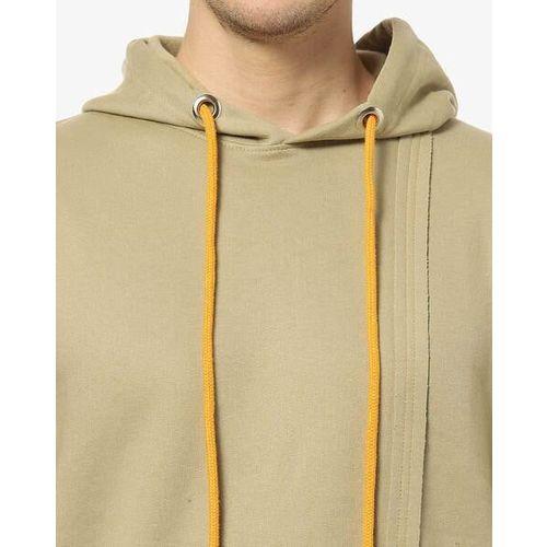 Campus Sutra Full-Sleeves Hooded Sweatshirt