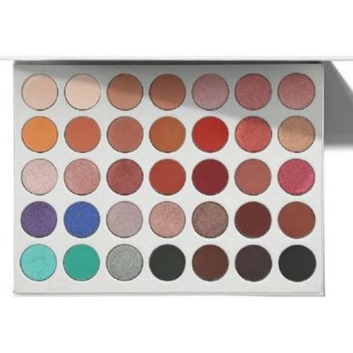 B.B. TRADING COMPANY colorfull Eyeshadow the Hill Palette 70.5 g (multicolor) 70.5 g(Easydeals)