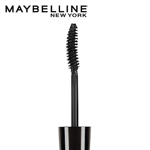 Maybelline New York Hypercurl Mascara Washable, Black, 9.2ml And Maybelline New York Face Studio Master Chrome Metallic Highlighter, Molten Gold, 6.7G