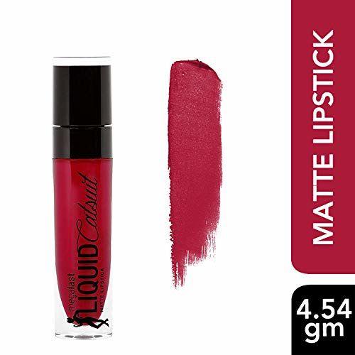 Wet n Wild Wet 'n Wild Megalast Liquid Catsuit Matte Lipstick - Missy And Fierce