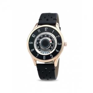 Daniel Klein DK.1.12318-3 Black Stainless Steel Analog Watch