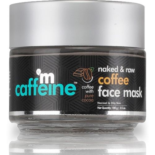 MCaffeine Naked & Raw Coffee Face Mask - Tan Removal(100 g)