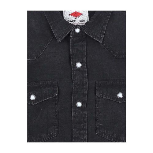 Gini & Jony Kids Black Shirt