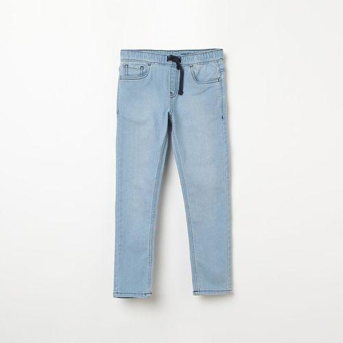 FAME FOREVER KIDS Stonewashed Slim Fit Jeans