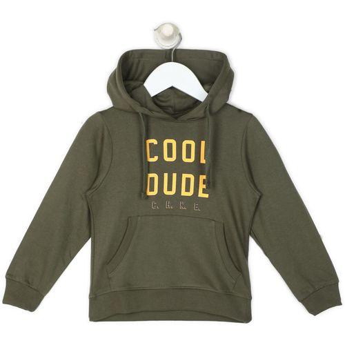 Cherokee Full Sleeve Printed Boys Sweatshirt