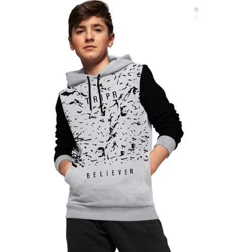 Tripr Full Sleeve Printed Boys Sweatshirt