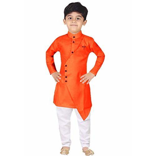 Kashvi Boys Kurta Pyjama dress set