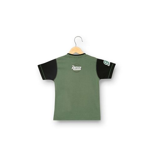 V2 VALUE & VARIETY green cotton shorts twin sets