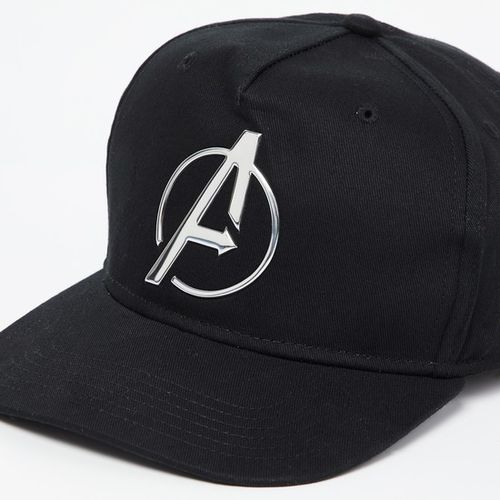 KIDSVILLE Avengers Print Cap