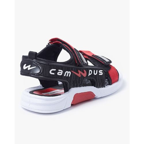 Campus Slingback Sandals with Velcro Fastening