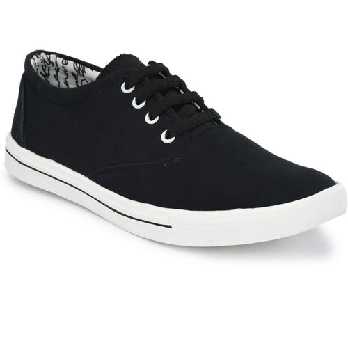 CLARK CREATION Boys Lace Sneakers(Black)