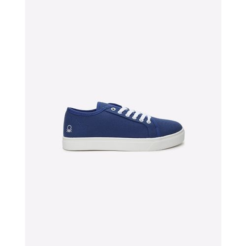 UNITED COLORS OF BENETTON Low-Top Lace-Up Sneakers