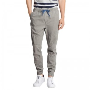 Aeropostale Gray Cotton Jogger For Men