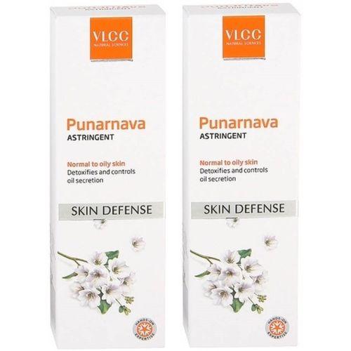 VLCC Punarnava Skin Defense Astringent (Pack of 2) Men & Women(200 ml)