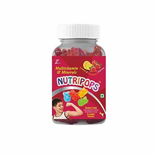 Nutripops - MultiVitamin & Minerals