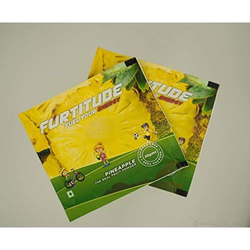 FORTITUDE Energy Booster Powder (Pineapple Fruit Powder)