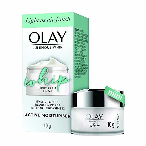Olay Ultra Lightweight Moisturiser: Luminous Whip Mini Day Cream (non SPF), 10g