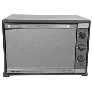Morphy Richards Black 52 RCSS 52-Litre Oven Toaster Grill
