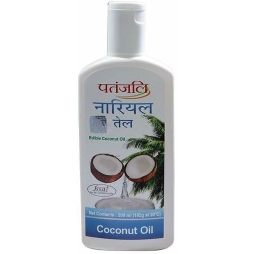 Patanjali COCONUT OIL Hair Oil(200 ml)