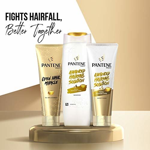 Pantene Advanced Hair Fall Solution Total Damage Care Conditioner, 180 ml