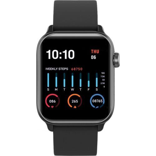 Gionee Watch 5 Smartwatch(Black Strap, Regular)