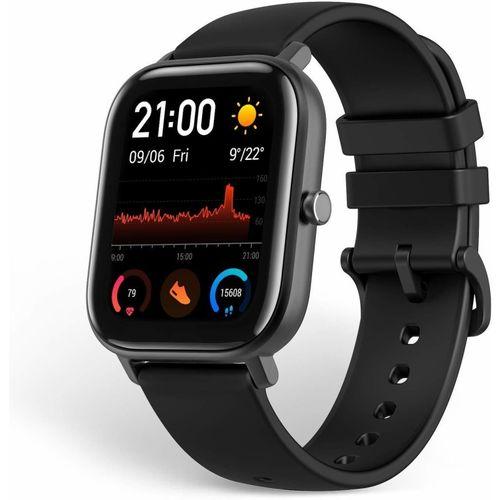 VIKYUVI Vikfit Pro Full Touch Control Smartwatch(Black Strap, Regular)