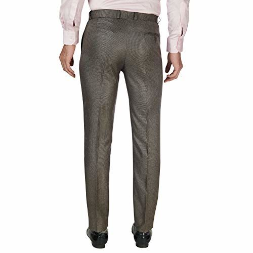 C3 Grey clolured Formal Trousers for Men.