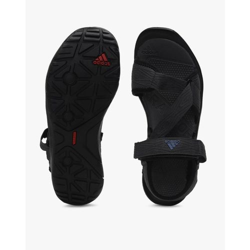 ADIDAS Strappy Sandals with Velcro Closure