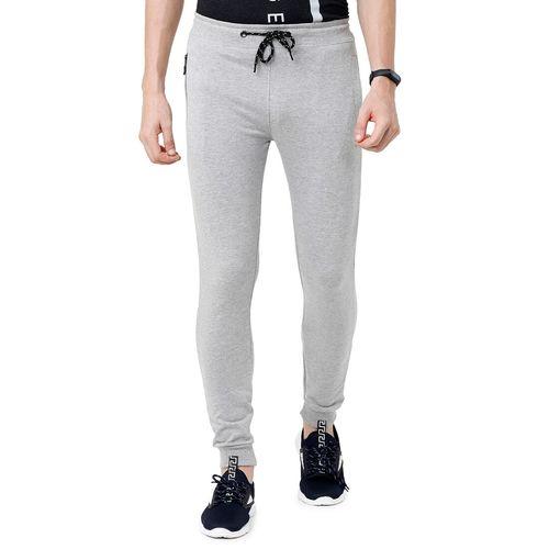 Fervoro grey solid jogger