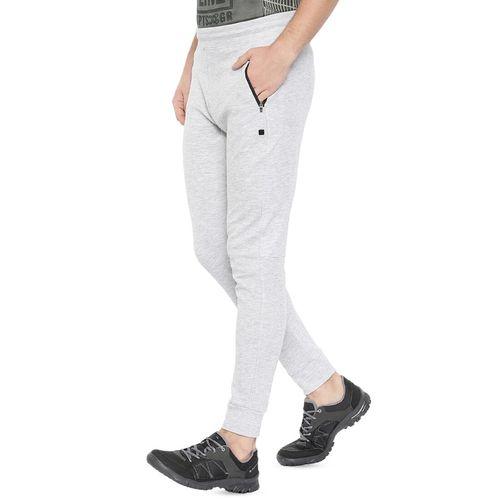 PROLINE grey solid joggers