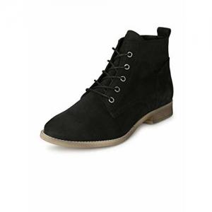 Alberto Torresi Fresno WomenS Black Ankle Boots 6 UK