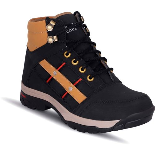 KarstonCohl Classy Stylish Ayasa Casuals Boots For Men(Tan)