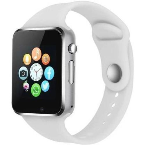 JOKIN A1 MULTI FUNCTIONAL SMARTWATCH Smartwatch(White Strap, FREE SIZE)