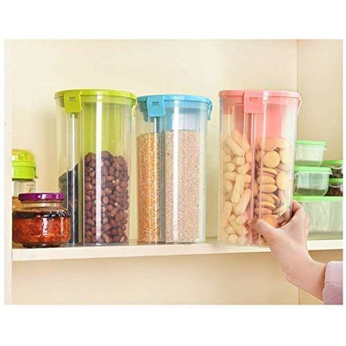One Zone Container - 2500 ml, Transparent
