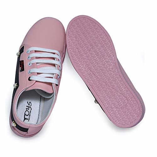 TOYS SHOE Women's Perfect Look Synthetic Casual Sneakers