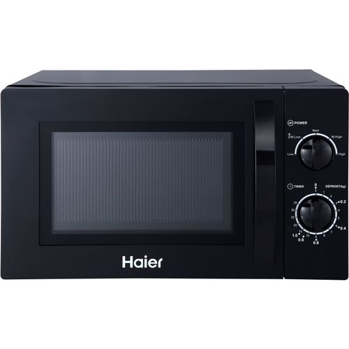 Haier 20 L Solo Microwave Oven(HIL2001MWPH, Black)