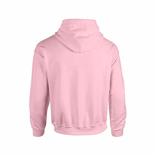 More & More Pink Cotton Graphic Print Full Sleeve Hoodie