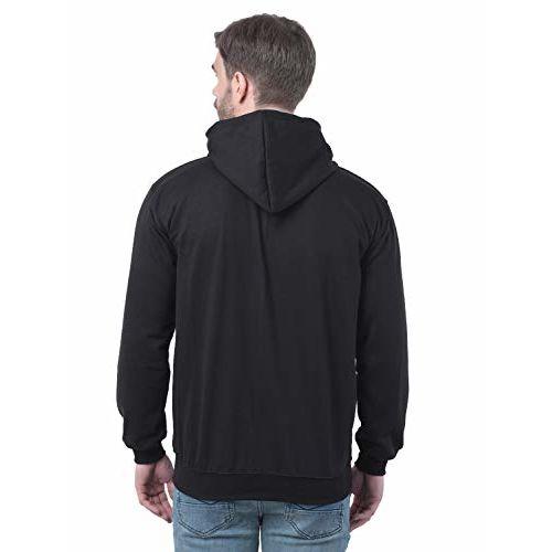 Ben Martin Men's Cotton Polyester Hooded Sweat Shirt
