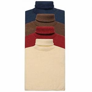 Romano nx Woolen Neck Warmer for Men in 8 Colors