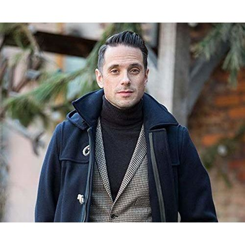 Romano nx Woolen Neck Warmer for Men in 8 Colors