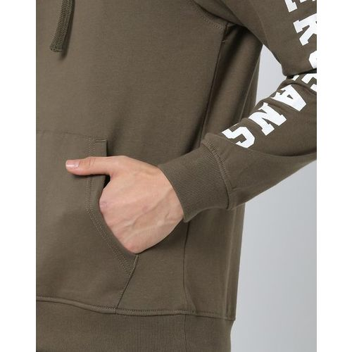 AERO JEANS Hoodie with Kangaroo Pocket