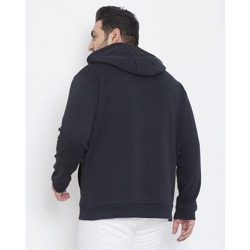 Instafab Plus Hoodie with Kangaroo Pockets