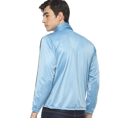 HPS SPORTS High-Neck Track Jacket with Contrast Taping