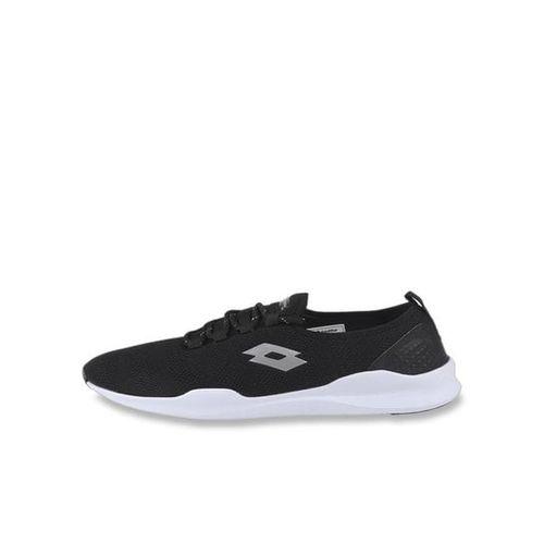 Lotto Newbeat Jet Black Running Shoes